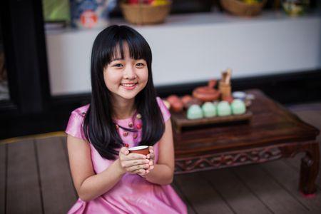 Lam Thanh My mac vay hoa xuong pho xin chu ong do - Anh 6