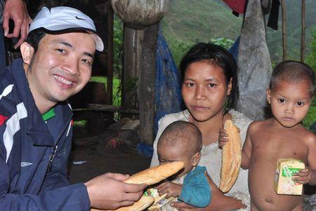 Bai hoc tinh thuong gui con cua doanh nhan thien nguyen - Anh 3