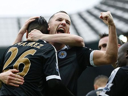 Danny Drinkwater: Nguoi hung tham lang cua Leicester - Anh 2
