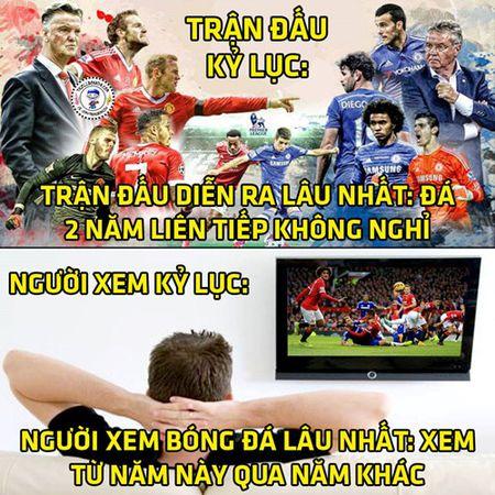 Biem hoa 24h: Tiet lo ly do Van Gaal va Guus Hiddink cam hoa nhau - Anh 1