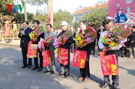 "Quang Ninh: 33.700 tan than ""xong cang"" dau nam Binh Than - Anh 2"