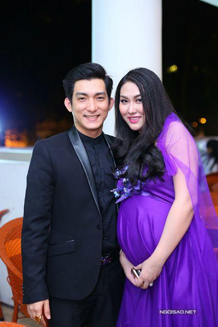 Phi Thanh Van: 'Toi hanh phuc lam me sau nhieu lan say thai' - Anh 2