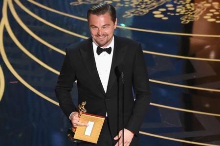DiCaprio doat Oscar con duoc quan tam hon ca giai Phim hay nhat - Anh 1