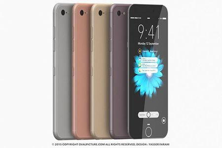 Phac hoa them chan dung iPhone 7 qua tri tuong tuong - Anh 1