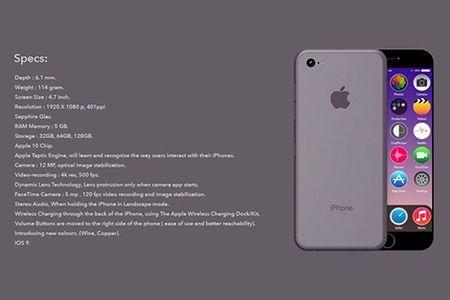 Phac hoa them chan dung iPhone 7 qua tri tuong tuong - Anh 2