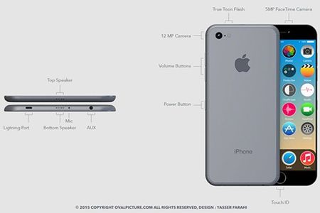 Phac hoa them chan dung iPhone 7 qua tri tuong tuong - Anh 3