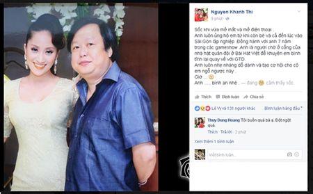 Sao Viet khoc thuong truoc su ra di dot ngot cua nhac si Luong Minh - Anh 11