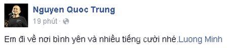 Sao Viet khoc thuong truoc su ra di dot ngot cua nhac si Luong Minh - Anh 4