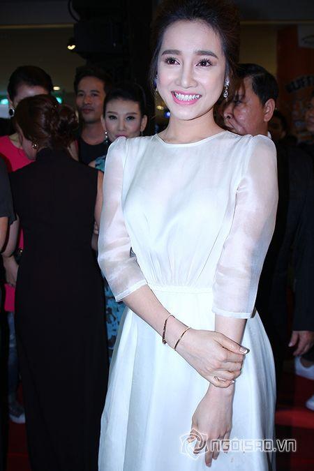 Truong Giang khom nguoi chinh vay cho Nha Phuong tren tham do - Anh 5