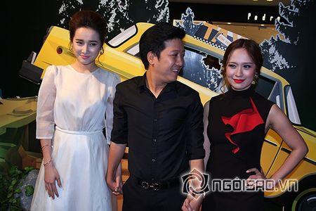 Truong Giang khom nguoi chinh vay cho Nha Phuong tren tham do - Anh 9