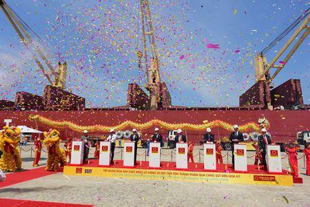 Tap doan Hoa Sen xuat khau 20 nghin tan ton thanh pham sang Hoa Ky - Anh 1