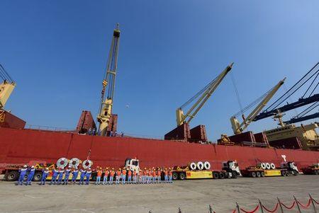 Tap doan Hoa Sen xuat khau 20 nghin tan ton thanh pham sang Hoa Ky - Anh 2