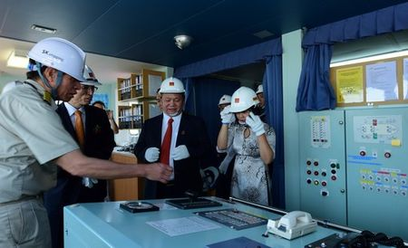 Tap doan Hoa Sen xuat khau 20 nghin tan ton thanh pham sang Hoa Ky - Anh 4