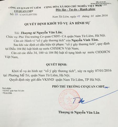 Khoi to bi can doi voi Chu tich HDQT Truong Tieu hoc Lomonoxop - Anh 4