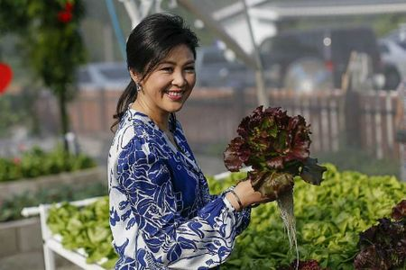 Bi quyet 'dep khong tuoi' cua cuu nu Thu tuong Thai Lan - Anh 1