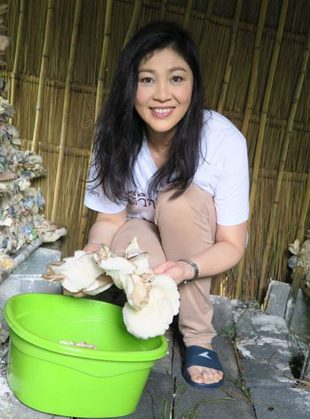 Bi quyet 'dep khong tuoi' cua cuu nu Thu tuong Thai Lan - Anh 2