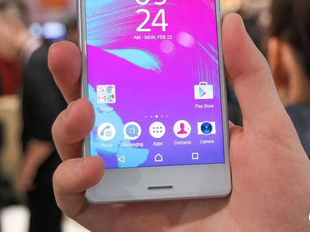Can canh smartphone dep nhat tu truoc den nay cua Sony - Anh 16