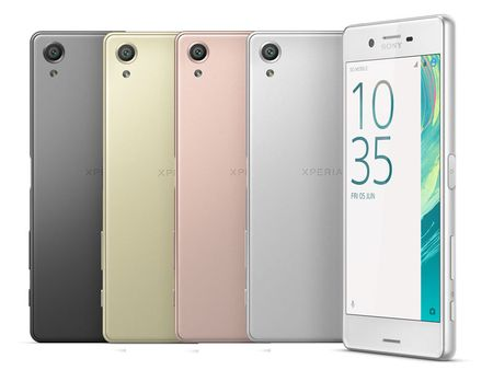 Can canh smartphone dep nhat tu truoc den nay cua Sony - Anh 1