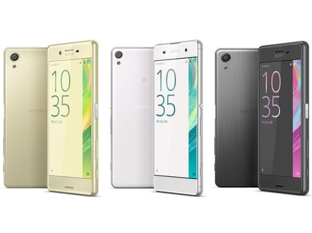 Can canh smartphone dep nhat tu truoc den nay cua Sony - Anh 2