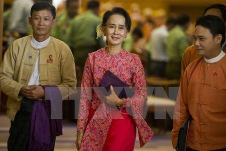 Myanmar se tien hanh bo phieu bau tong thong som hon du kien - Anh 1