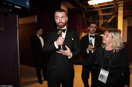 """Choang ngop voi """"dem tiec ngan sao"""" sau le trao giai Oscar - Anh 34"""