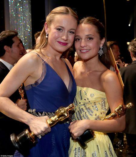 """Choang ngop voi """"dem tiec ngan sao"""" sau le trao giai Oscar - Anh 6"""