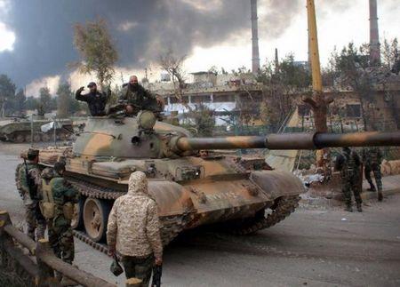 Trung Quoc tuyen bo ung ho noi lai hoa dam Syria o Geneva - Anh 1
