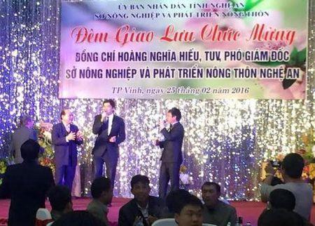Dai tiec mung tan PGD: 2 lan duoc mo tiec mung chuc - Anh 1