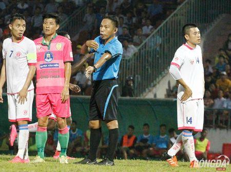 Hoang Anh Gia Lai chinh thuc nhan an phat tu VFF - Anh 1
