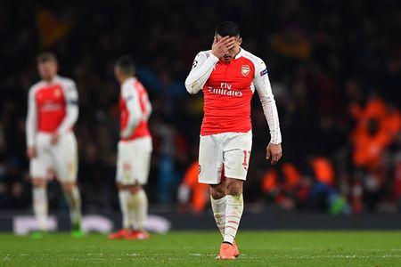 Ngang cao dau roi giai: Diep khuc buon cua Arsenal - Anh 1