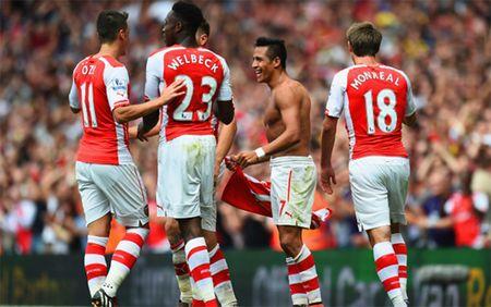 Ngang cao dau roi giai: Diep khuc buon cua Arsenal - Anh 2