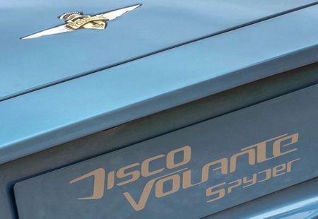 Can canh Alfa Romeo Disco Volante Spider ban gioi han - Anh 10