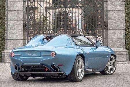 Can canh Alfa Romeo Disco Volante Spider ban gioi han - Anh 2