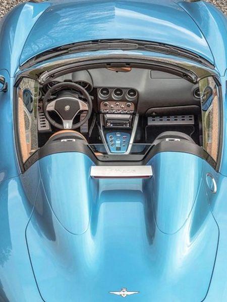 Can canh Alfa Romeo Disco Volante Spider ban gioi han - Anh 5