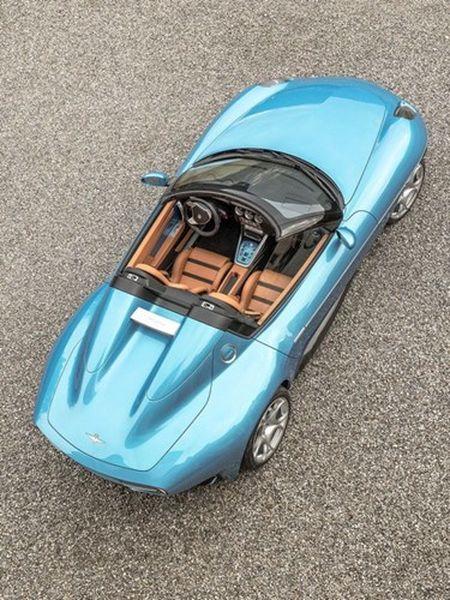 Can canh Alfa Romeo Disco Volante Spider ban gioi han - Anh 7