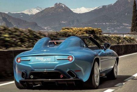 Can canh Alfa Romeo Disco Volante Spider ban gioi han - Anh 8