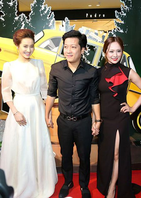 Truong Giang - Nha Phuong quan quyt khong roi tai su kien - Anh 5