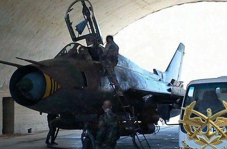 Muc kich Su-22M4 Syria dem bom huy diet lon danh IS - Anh 4