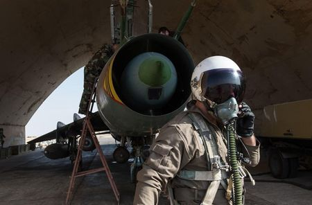Muc kich Su-22M4 Syria dem bom huy diet lon danh IS - Anh 5