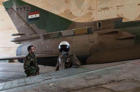 Muc kich Su-22M4 Syria dem bom huy diet lon danh IS - Anh 7