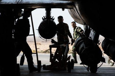 Muc kich Su-22M4 Syria dem bom huy diet lon danh IS - Anh 9