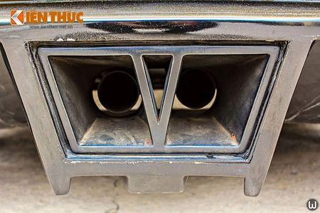"""Sieu xe Chevrolet Corvette C6 """"show hang"""" tai Ha Noi - Anh 11"""