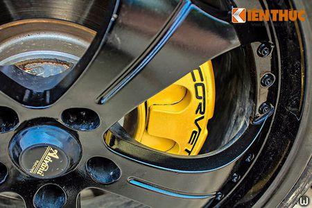 """Sieu xe Chevrolet Corvette C6 """"show hang"""" tai Ha Noi - Anh 7"""