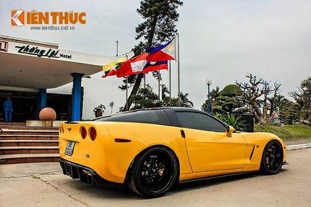"""Sieu xe Chevrolet Corvette C6 """"show hang"""" tai Ha Noi - Anh 8"""