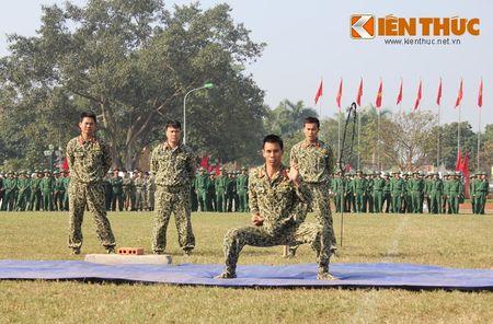 "Man nhan vo thuat ""dinh"" cua dac cong Viet Nam - Anh 3"