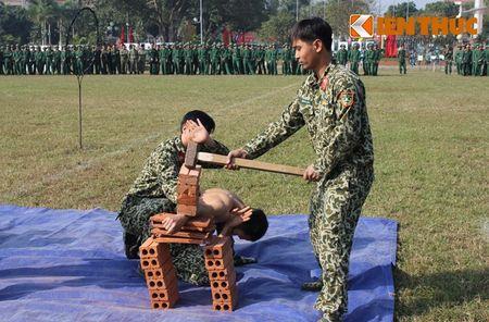 "Man nhan vo thuat ""dinh"" cua dac cong Viet Nam - Anh 5"