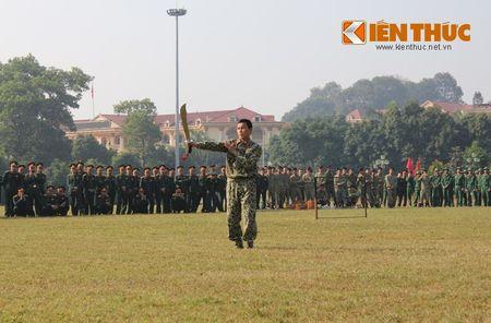 "Man nhan vo thuat ""dinh"" cua dac cong Viet Nam - Anh 9"
