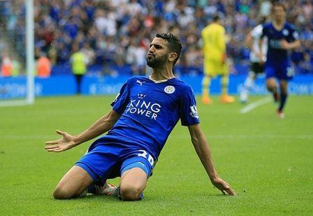 "Arsenal gia nhap cuoc dua gianh ""sao"" Leicester - Anh 1"