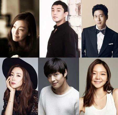 My nhan khong tuoi Choi Ji-won det chuyen tinh lang man - Anh 1
