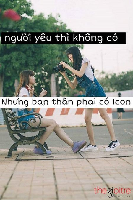 Bo anh tinh ban tuoi dep cua hai nu sinh Binh Phuoc - Anh 10